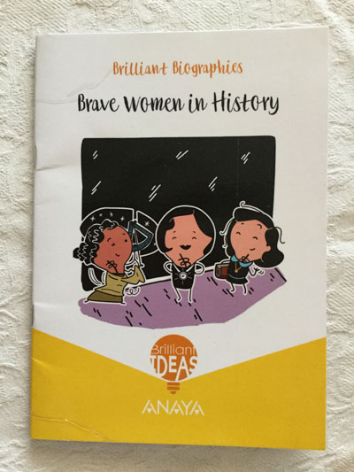 Brillant Biographies: Brave women in history