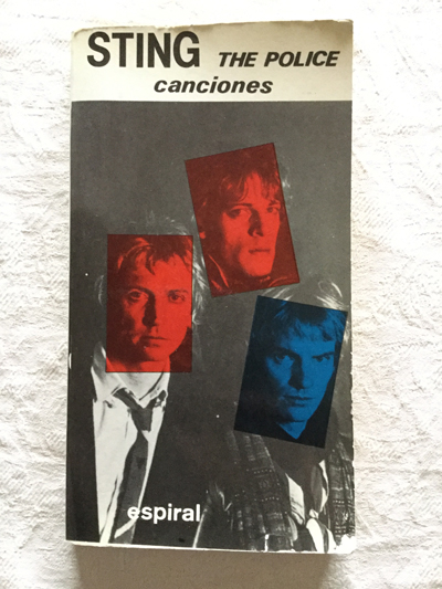 Canciones  The police