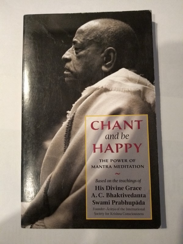 Chant an be happy
