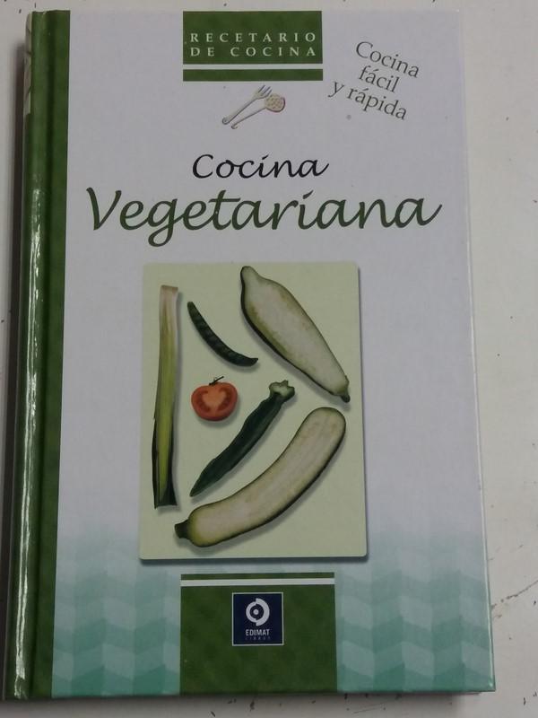 Cocina vegetariana libros de segunda mano baratos for Libro cocina vegetariana