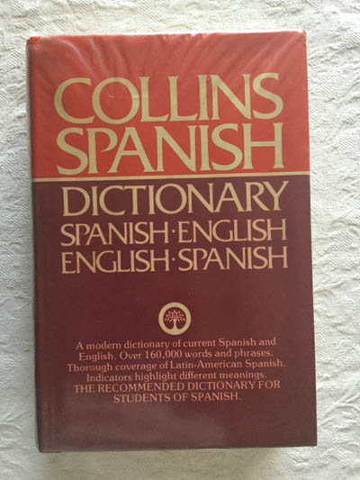 Collins Spanish. Dictionary Spanish-English