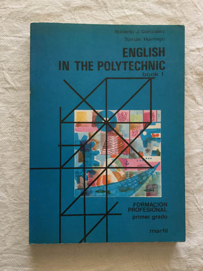 English in the polytechnic. Book 1