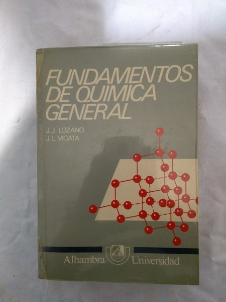 Fundamentos de quimica general