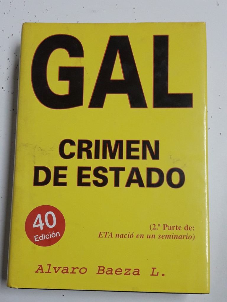 Gal. Crimen de estado