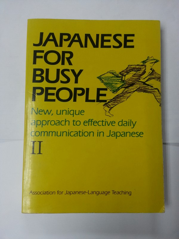 Japanese for Busy People. II