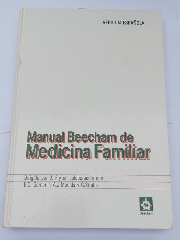 Manual Beecham de Medicina Familiar
