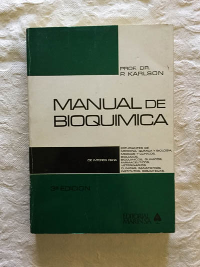 Manual de bioquímica