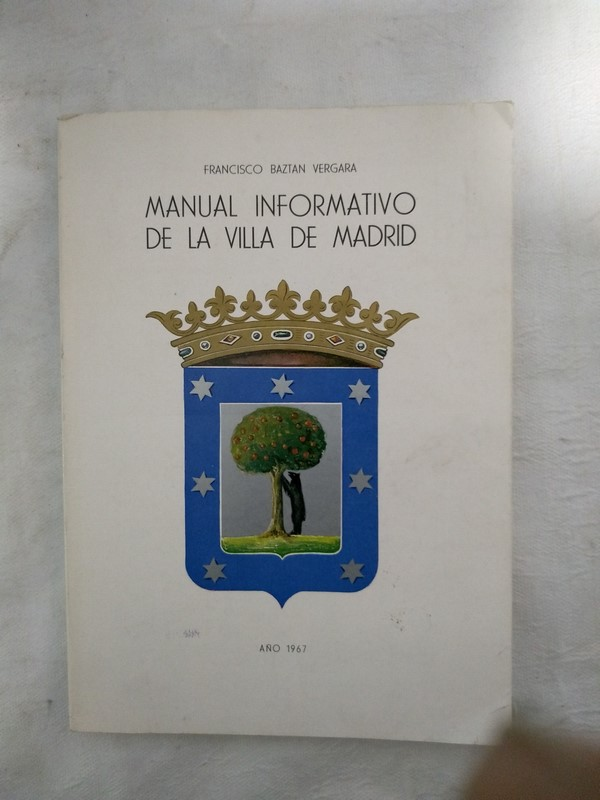 Manual informativo de la Villa de Madrid