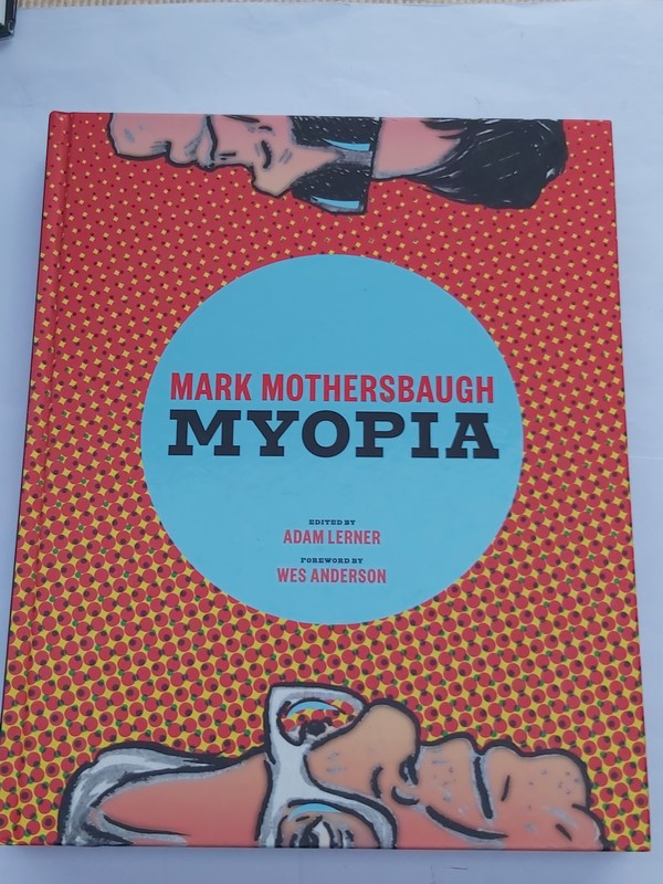 Mark Mothersbaugh. Myopia