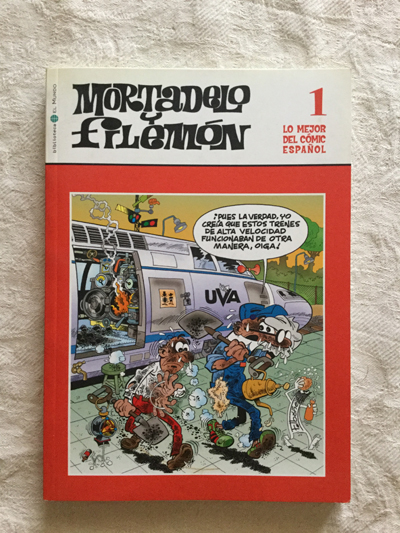Mortadelo y Filemón (1)