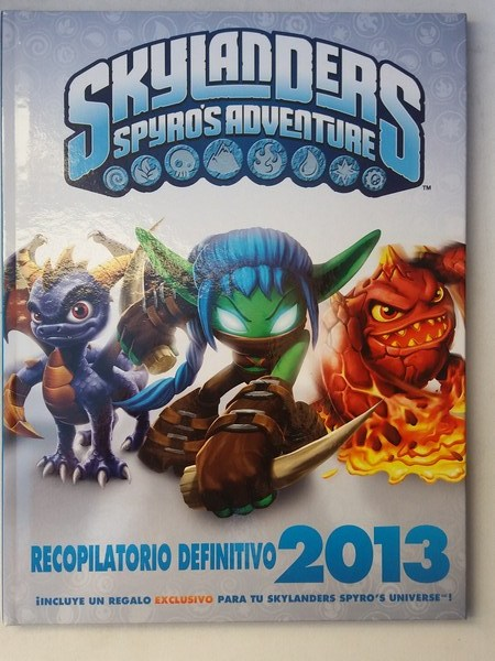 Skylanders. Spyro´s Adventure. Recopilatorio definitivo 2013