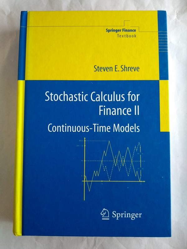 Stochastic Calculus for Finance II. Continuous-Time Models