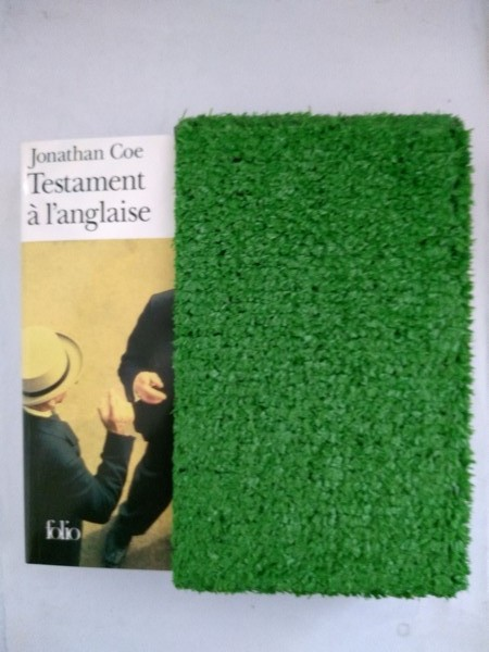 Testament a l`anglaise