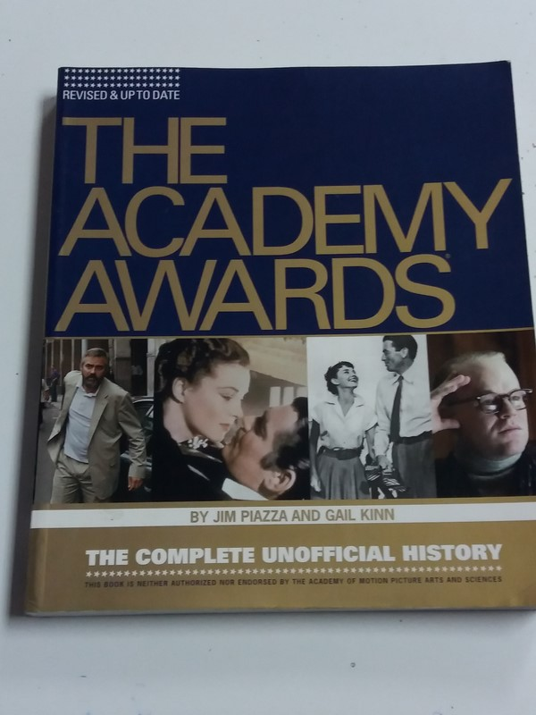 The Academy Awards. The complete unofficial history
