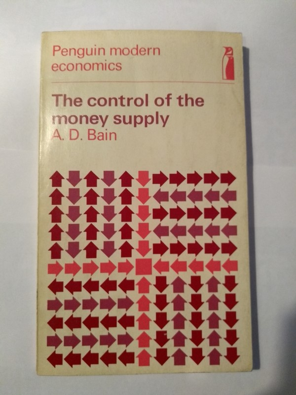 The control of the money supply