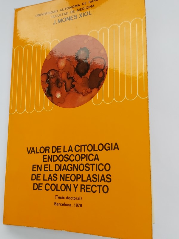 Valor de la citología endoscopica en el diagnostico de las neoplasias de colon y recto