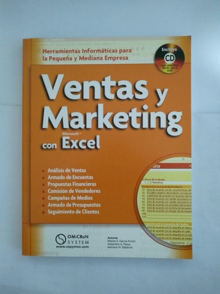 Ventas y Marketing con Excel